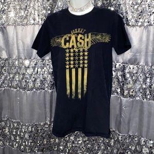 Johnny Cash T-Shirt Size S/M